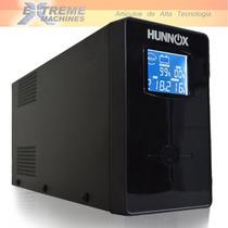 Ups Estabilizador Hunnox 1500va Display Lcd Usb Pc