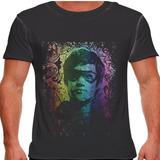Camiseta Kung Fu Bruce Lee Masculina