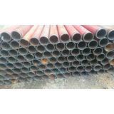 Tubos De Ferro Bombeiro Usado- Material Usado -(rama Costa )