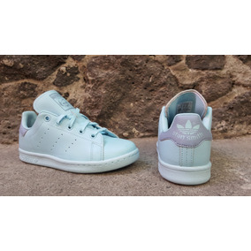 Stan Smith adidas Niñ@s Azul By9991