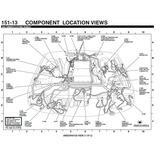 Manual Diagrama Electrico Ford Ranger Ev 2001 (inglés)