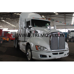 Tractocamion Kenworth T660 2008 100% Mex. #2528
