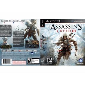Assassins Creed 3 Gold Jogo Midia Digital Ps3 Psn Português