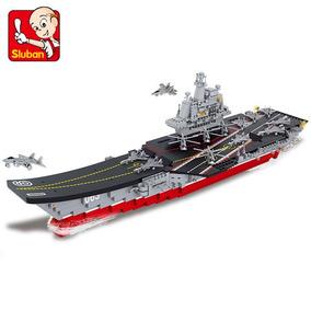 Porta Aviões 1059 Pç Compativel Lego Frete Grátis 1:450