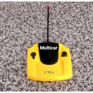 Multicar 640 Homeplay  - Só  O Controle 27mhz Importado