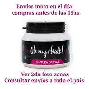 Oh My Chalk 210cc - Mercado Envíos O Motomensajería
