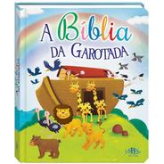 Bíblia Infantil Da Garotada Ilustrada