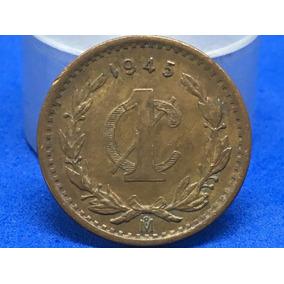 1 Centavo Monograma 1945