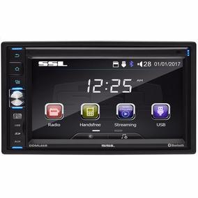 Stereo Ssl Audio Ddml65b 6.5 Sd Usb Bluetooth Aux Radio New