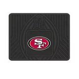 Par De Tapetes Traseros Para Auto Nfl San Francisco 49ers