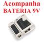 Testador Cabo Rede Rj45 Tel. Rj11 8000 + Bateria Leadership