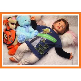 Remera 9-12m Bebe Nene Importado Disney Orginal
