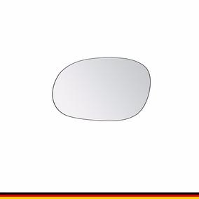 Base C/vidro P/retrovisor Peugeot 206/207- Lado Esquerdo