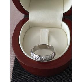 Anillo Diamante 31 Puntos 5 Gramos Oro Blanco 18 Ct