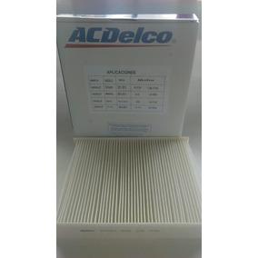 Filtro Aire Acondicionado(polen) Trax Sonic Cruze Ecotec