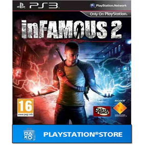 Infamous 2 + Festival Of Blood Ps3 Ya