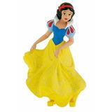 Disney Princesas Bullyland Blancanieves Figura Original 9 Cm