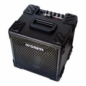 Amplificador Onerr Block 20 Bass Para Baixo (loja 16 Anos)