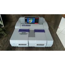 Super Nintendo, Snes, 7.000jogos E Hdmi - Frete Gratis