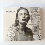 Taylor Swift - Reputation - Cd Nuevo