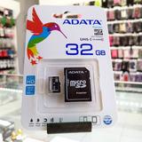 Memoria Micro Sd Hc Adata 32 Gb Clase 10 50 Mb/s Original
