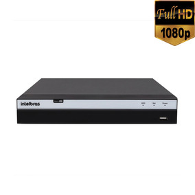 Dvr Gravador 8 Canais Intelbras 3008 Mhdx Full Hd