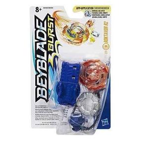 Bey Blade Piao Com Lançador Roktavor R2 Hasbro B9486 12146