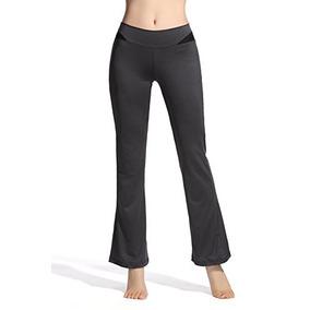 Lotsyle Polainas De Empalme De Mujer Yoga Fitness Pantalones