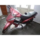 Honda Biz 125 Rosa