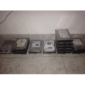 Disco Duro Sata Pc 500-400-300-160-80