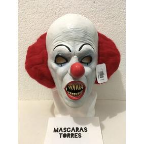 It Eso Pennywise Payaso Mascara De Látex Envío Gratis