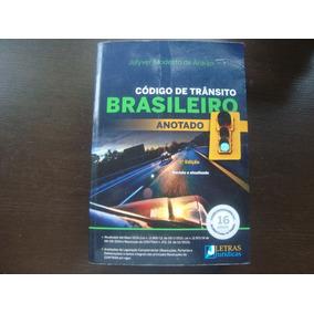 Codigo De Transito Brasileiro Anotado 5 Ed. - 1319 Paginas