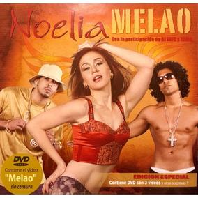 Cd Noelia Melao Dj Eric Y Yamil Cd Y Dvd - Fonovisa