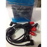 Cables De Bujias Para Encendido Electronico Modelo 1989-1993