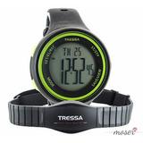 Reloj Tressa Hr-9125 Running Pulso Cardiaco Agente Oficial