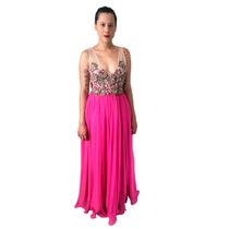 Vestido Saia Formatura - Madrinha Casamento Plus Size