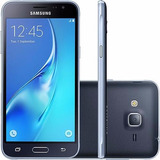 Smartphone Samsung Galaxy J5 Duos Metal Preto Com 16gb
