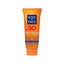 Kiss My Face Face Factor De Protección Solar Spf 50 Bloquead