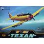 Kitty Hawk 1/32 32002 North American T-6 Snj Texan