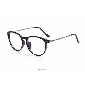 Armação Oculos De Grau Vintage Feminino Preto