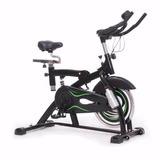Bicicleta Spinning Volante De Inersia 10k Cn/compu. Nueva