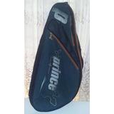 Bolso Termo Bag Prince 3 Raquetas Triple Thereat Kmo Nuevo