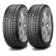 Kit X2 Pirelli 205/65 R15 Scorpion Atr C/colocaciòn