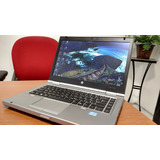 Laptop Core I5 Hp 8460p 4 Gb 500 Camara Web!!