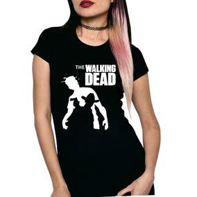 Lindas Blusas Panda Xd The Walking Dead Ropa Mujer