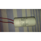 Capacitador De Arranque Para Bombas De Agua Rebanadoras 14uf