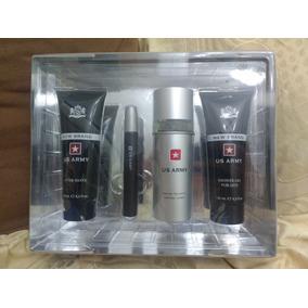 Estuche De Perfume New Brand (us Army) 100% Original / Nuevo