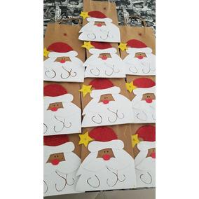 e41fc0aa6 Bolsas Navideñas De Papel - Souvenirs para Navidad en Mercado Libre ...