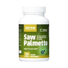 Jarrow Formulas Saw Palmetto, Compatible Salud De La Próstat