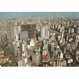 Sao-31914- Postal São Paulo, Sp - Vista Aerea Do Centro